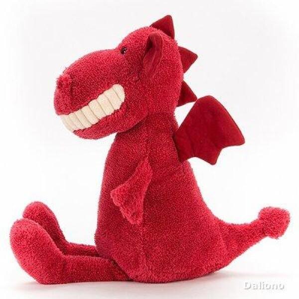 Great Red Dragon | echt bärig