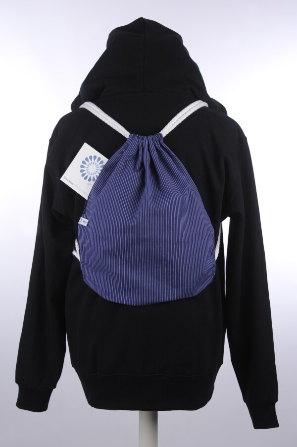 Winegrower blue backpack | Winzerblau