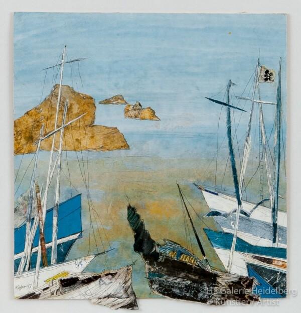 Port of Ibiza | HS Kunst-Galerie