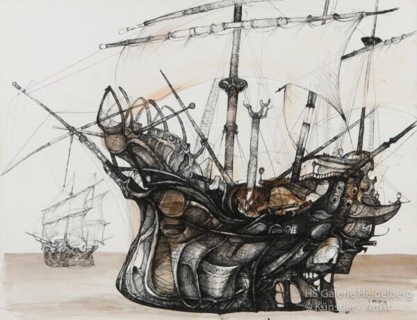 Battle ship | HS Kunst-Galerie