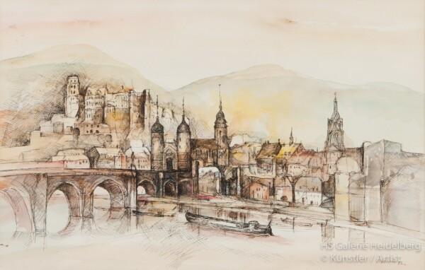 Heidelberg impression | HS Kunst-Galerie