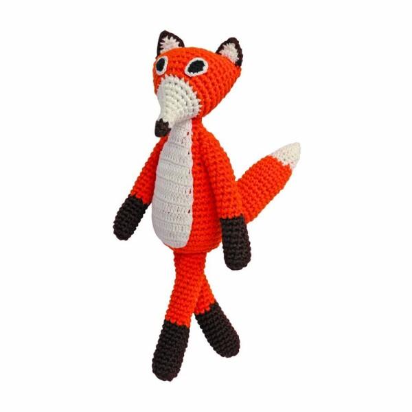 Crochet Fuchs | Murmelwald