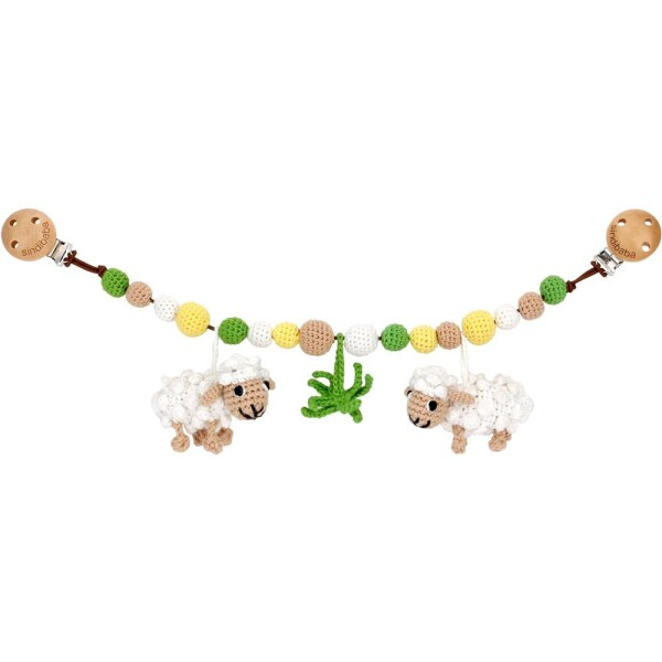 Baby carriage chain sheep | Murmelwald