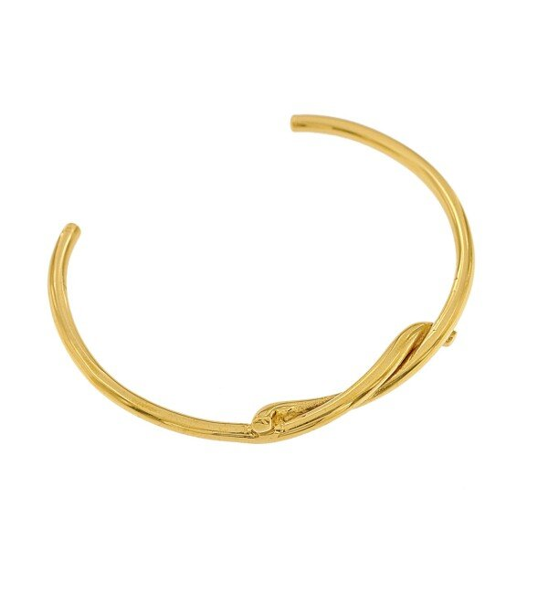Bracelet Soft Knot Gold | HLC Jewellery