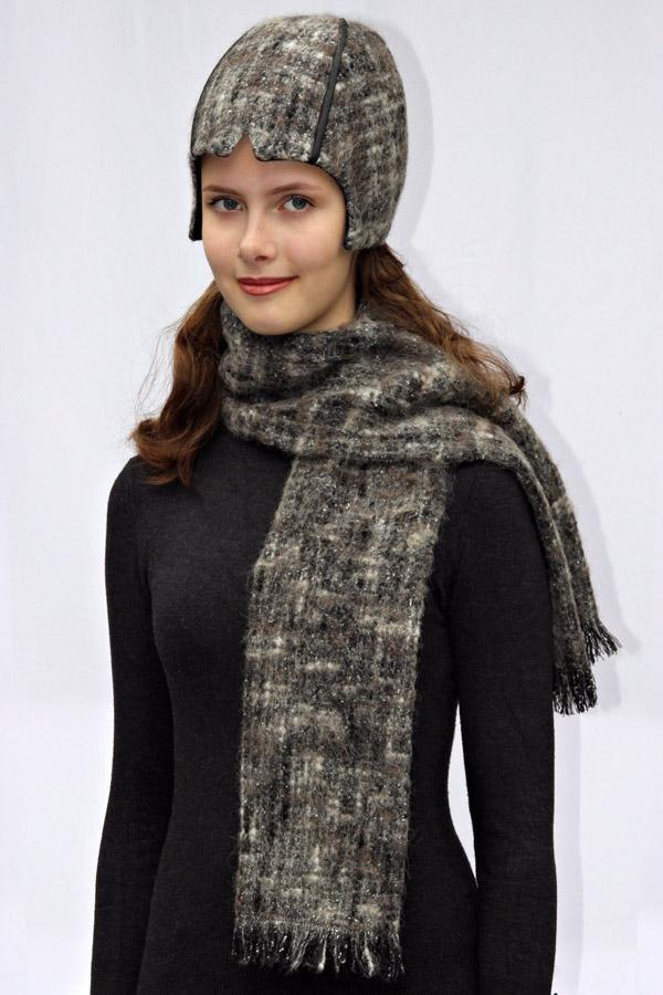 Beige-gray corner cap KARA_191 | MOLOTOW