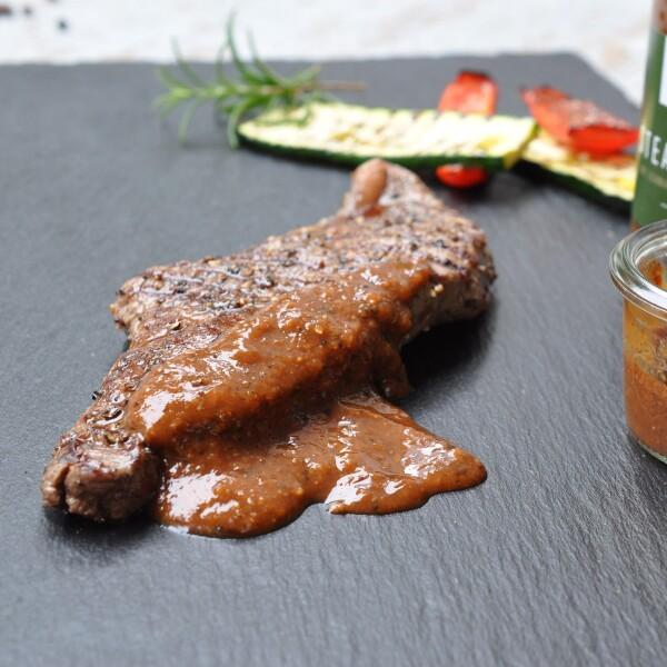 Pepper sauce with black Kampot pepper | Hennes Finest Pfeffer-Boutique