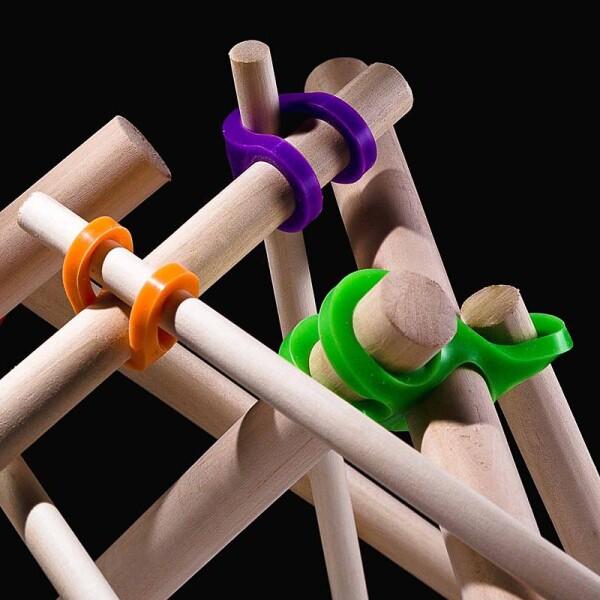 Lets stick-set of 6 | KLEINE FISCHE