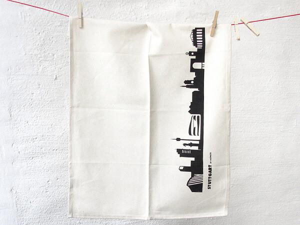 Stuttgart Fair Trade kitchen towels 3-pack | 44spaces
