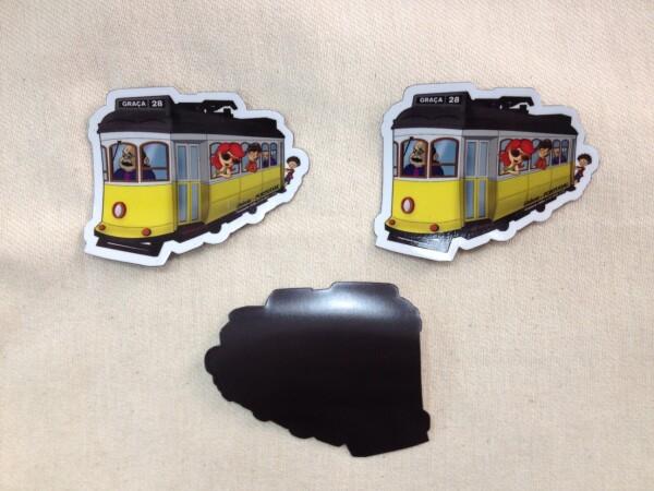 Electrico magnet | Loja PortugueZa da Baixa