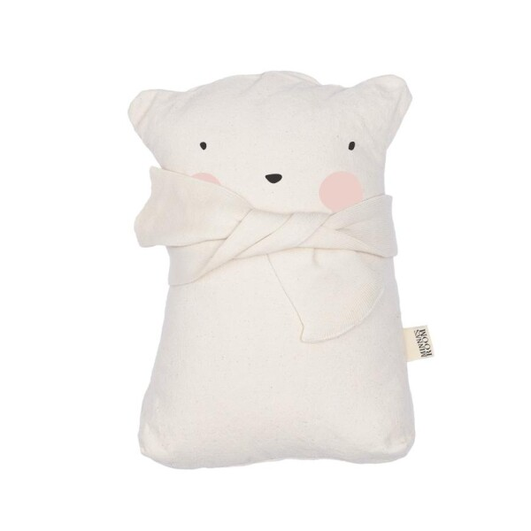 Soft toy bear with name | Minna's Room