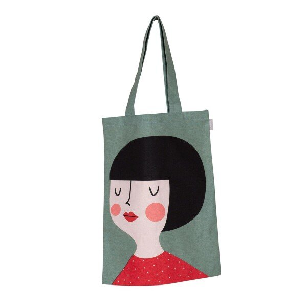 Tote Bag Kerstin | not the girl who misses much