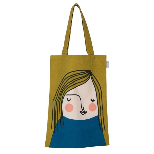 Tote bag Renate | not the girl who misses much