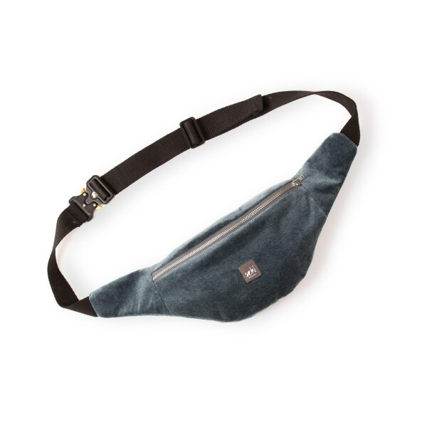 Limited special edition - Hip Bag in sea blue | soki Kassel