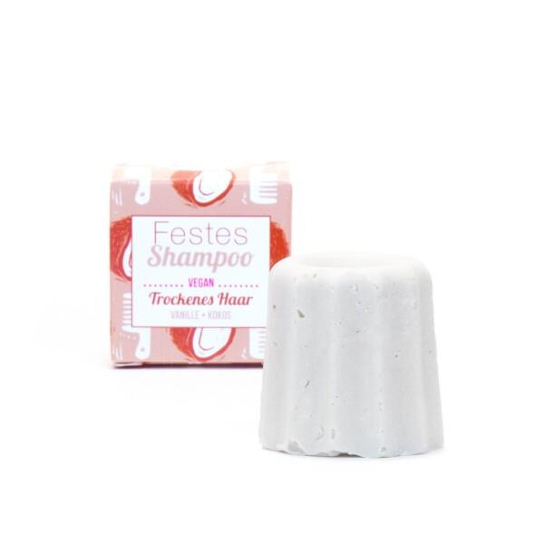 Lamazuna Firm shampoo for dry hair // vanilla coconut | soki Kassel