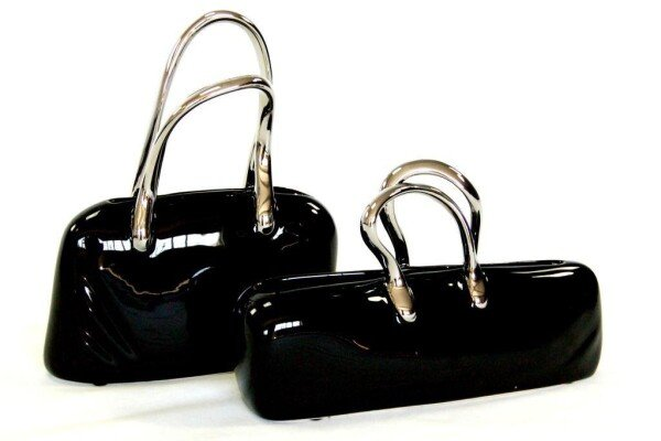 Vase handbag black | roomOutfit