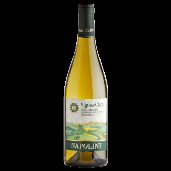 White wine Grechetto Napolini | jimmy.