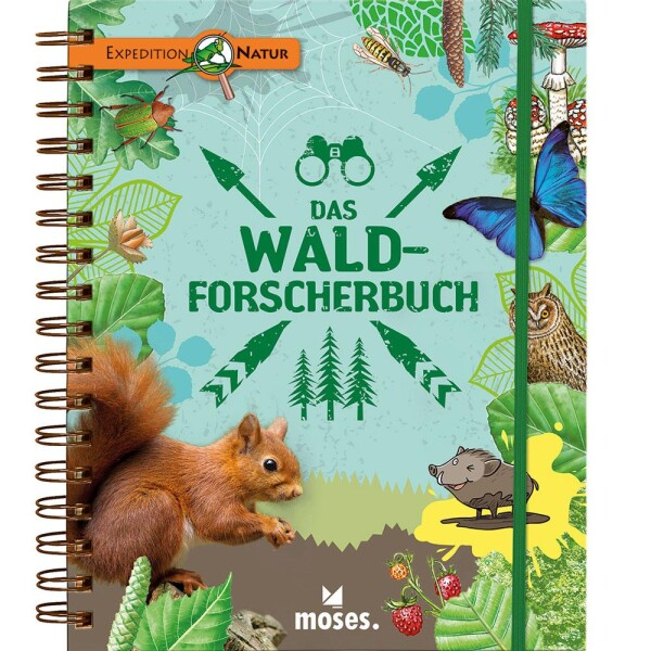 The forest researcher book | Die Werkkiste