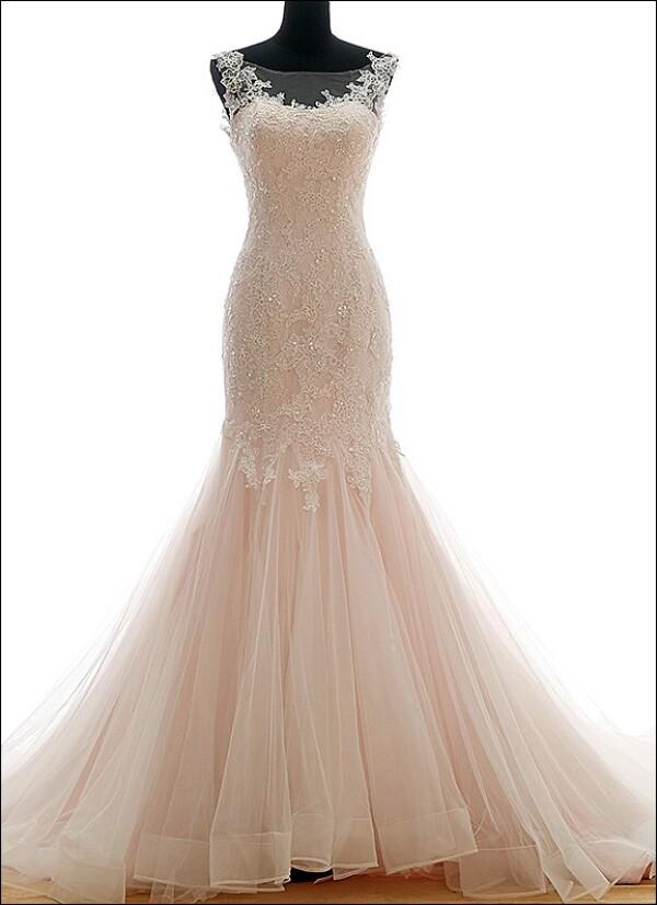Mermaid wedding dress lace makers | Lafanta | Abend- und Brautmode