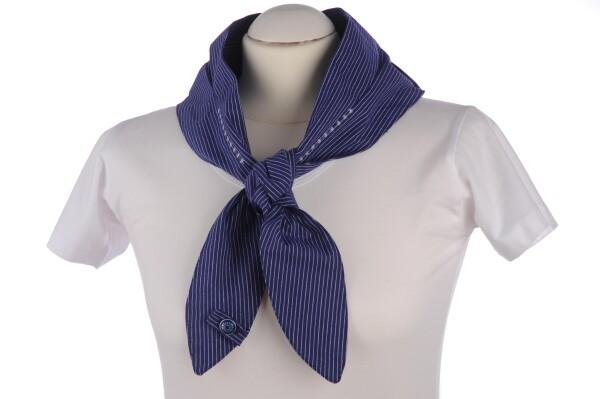 Tiny blue scarf | Winzerblau
