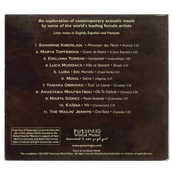 Putumayo World Music Woman of the World | Das Lädchen