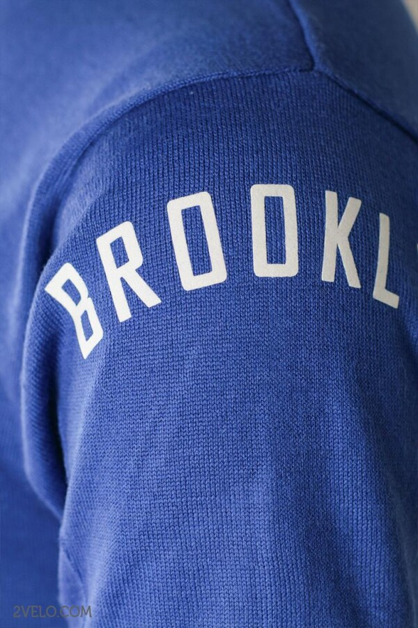 BROOKLYN vintage style wool cycling jersey | 2velo