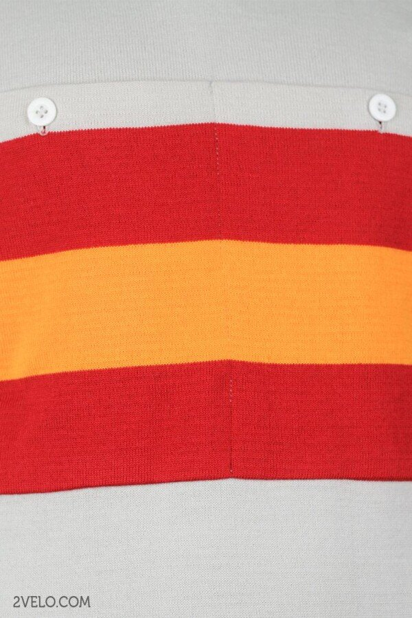 Spain Champion vintage style wool cycling jersey | 2velo