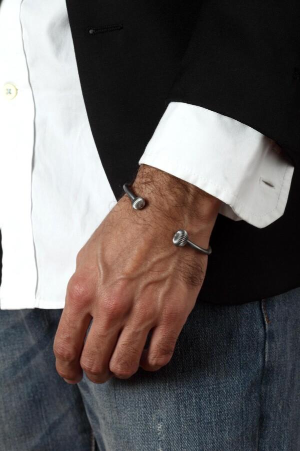 Steampunk Cuff Armband | TomerM Jewelry