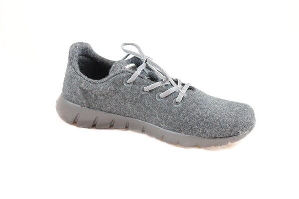 GIESSWEIN Merino Runners Woll Sneaker anthrazit
