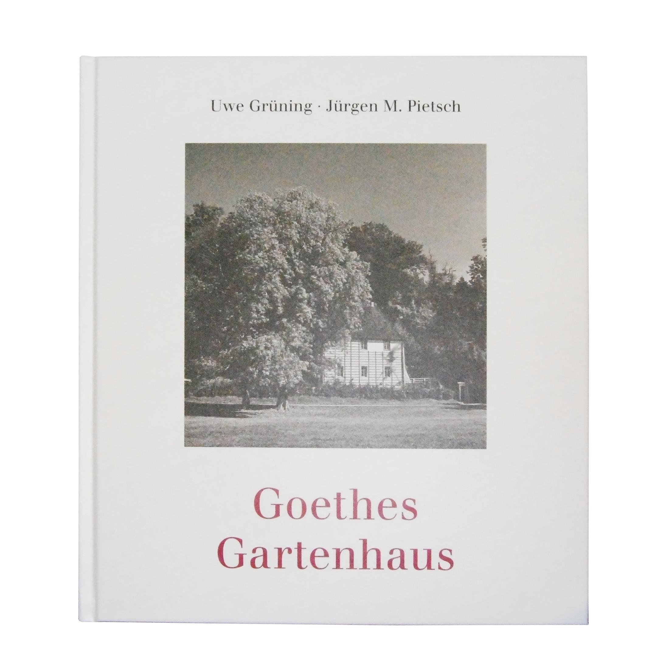 Goethes Gartenhaus, Bildband