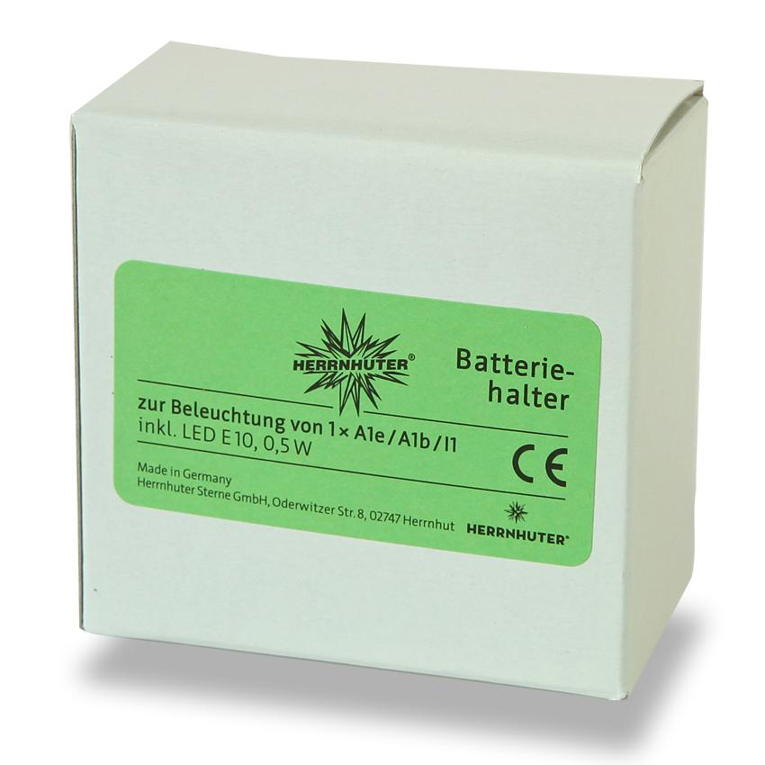 Batteriehalter LED Beleuchtung