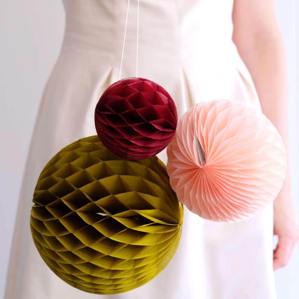Honeycomb Set - Stil