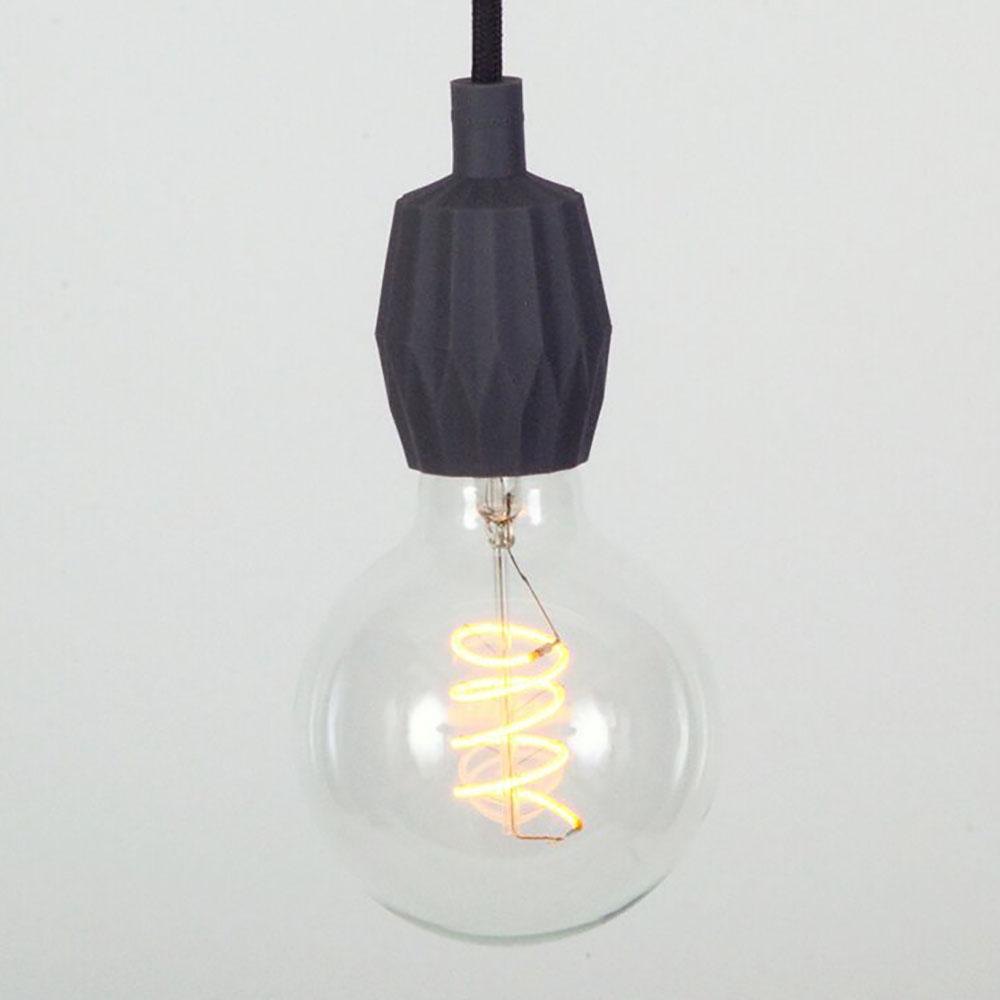 LED Birne Spiral Ø95 1800K