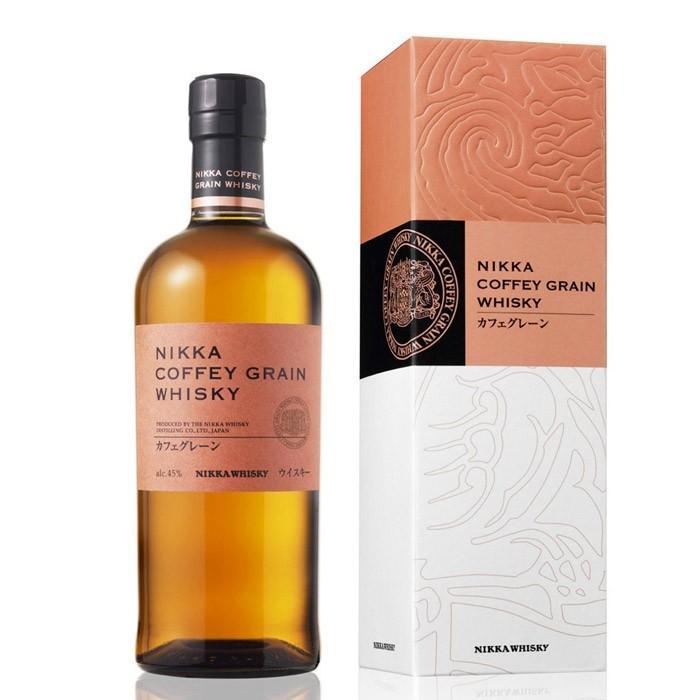 NIKKA Coffey Grain Whisky, (Mais) 70cl. 45% Vol...