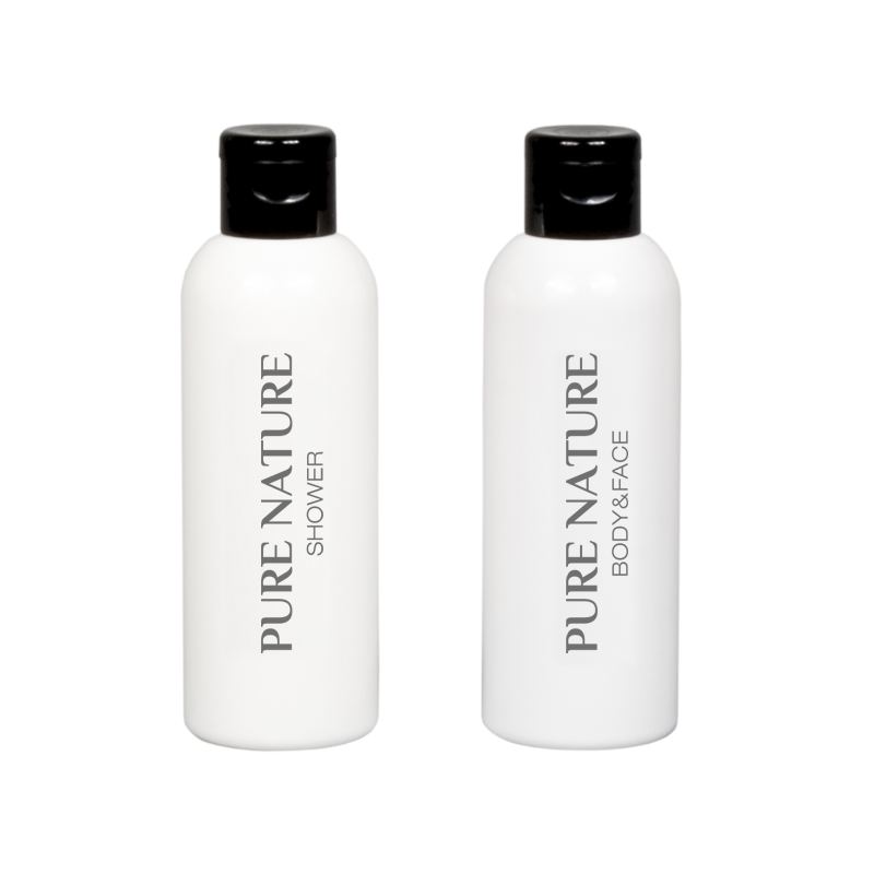 PURE NATURE for Men Body & Face