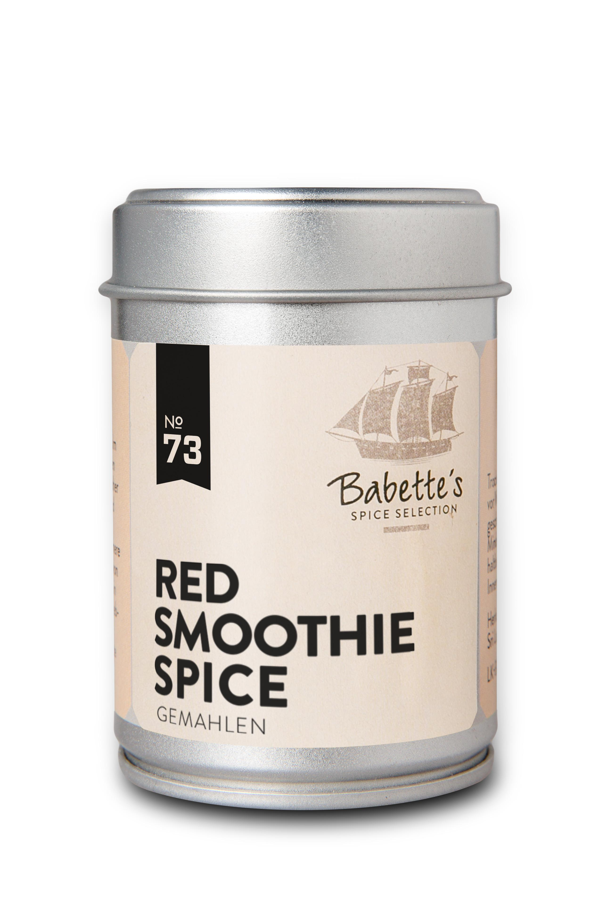Babette´s Red Smoothie Spice