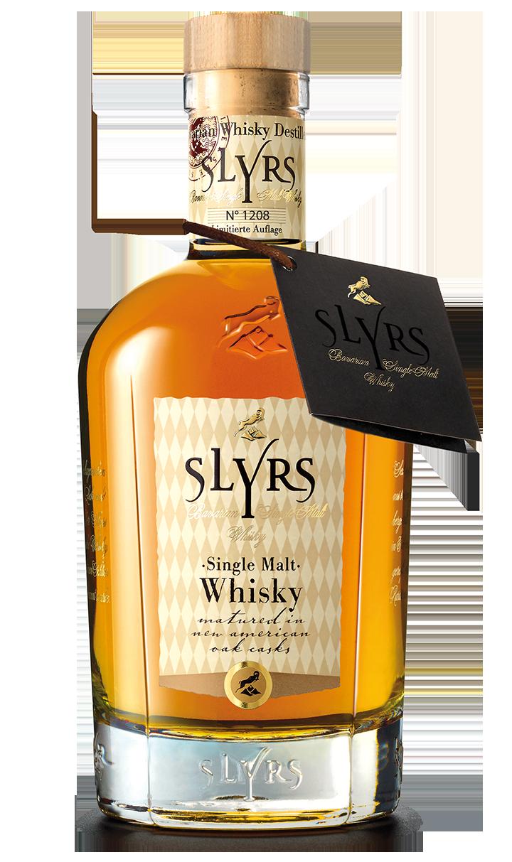 Slyrs, Single Malt Whiskey, 0,7 l, 43% Vol.