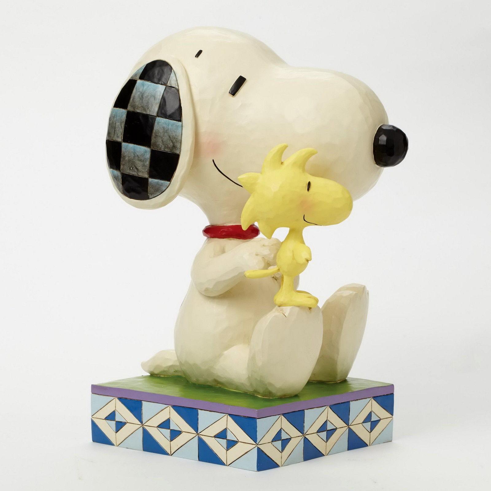 XXL Snoopy in toller Holzoptik