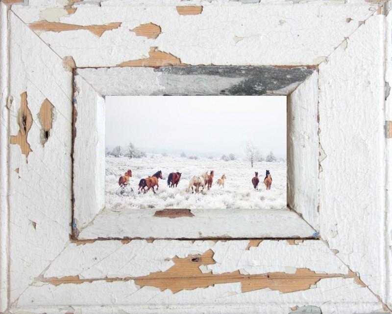 Winter Horseland´ - A6 (29 x 23 cm)