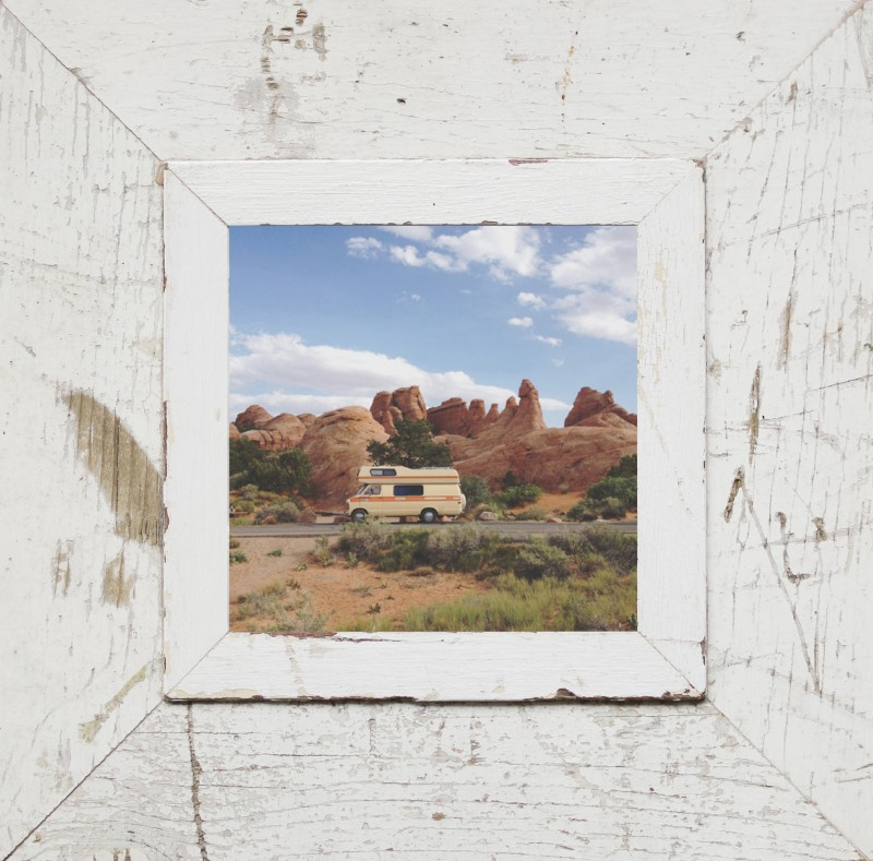 Rock Camper´ - A5 Quad (29 x 29 cm)