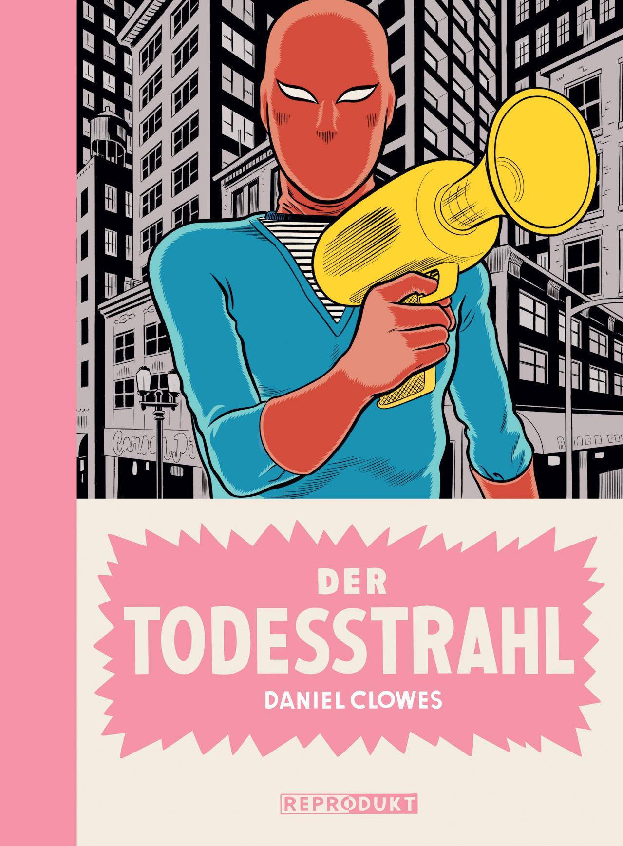 Der Todesstrahl Graphic Novels